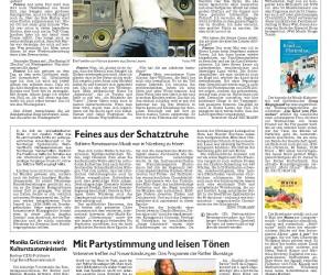 16. Dezember 2013 – Spektrum Nürnberger Nachrichten