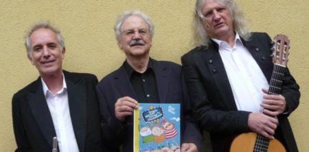 Das schiefe Märchen-Trio: Schräge Geschichten für Kinder mit Paul Maar
