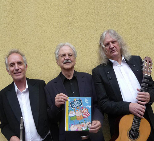 Das schiefe Maerchen-Trio